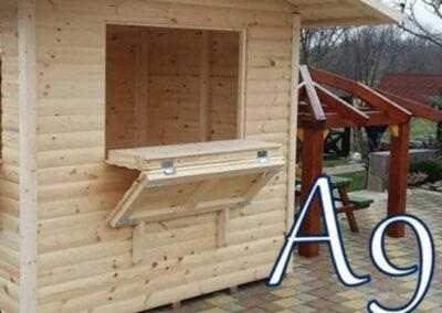 Stambeni kontejneri - drvene - kuce od drveta- gazebo letnjikovci - bazeni - bastenske kucice - kiosci, lokali